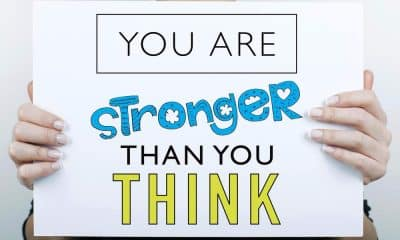You are stronger, Motivation Made Easy
