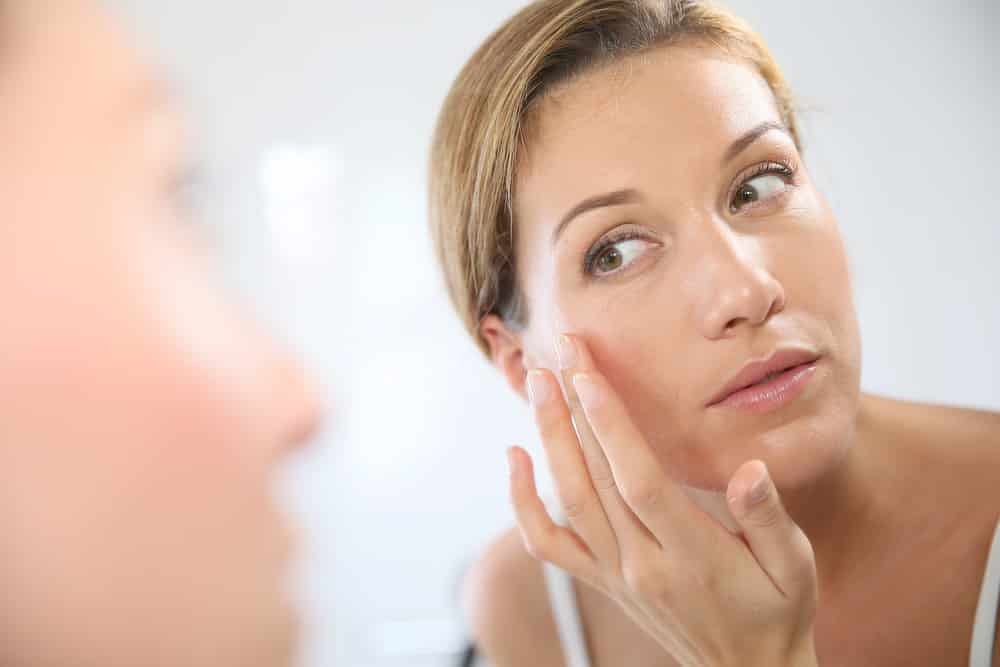 Get Rid of Under Eye Wrinkles