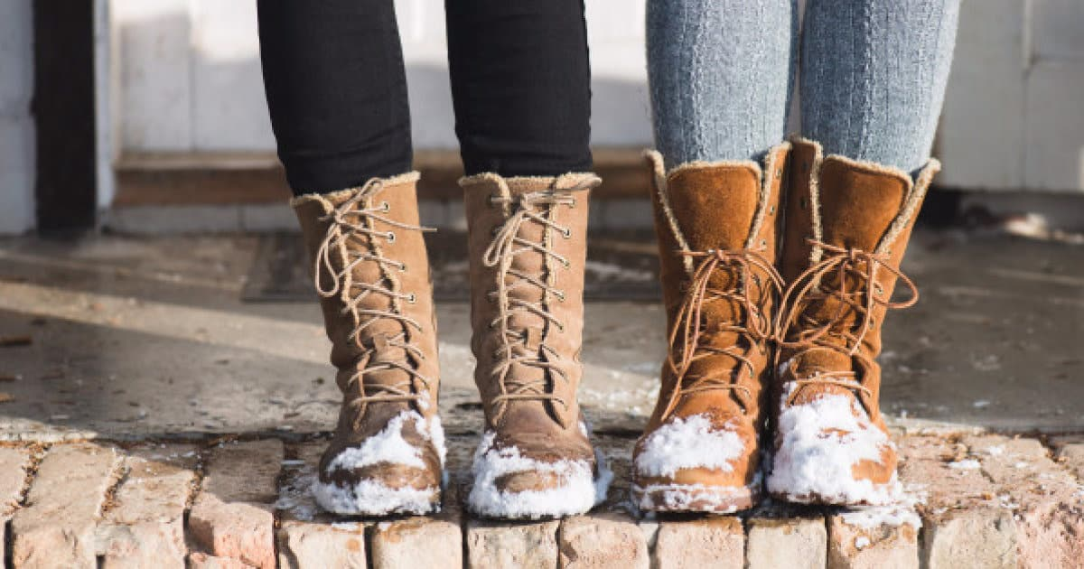 4 Signs You Could Use a New Pair of Winter Boots