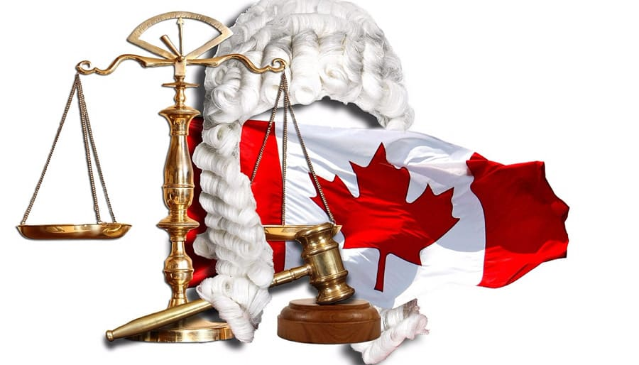 law in canada