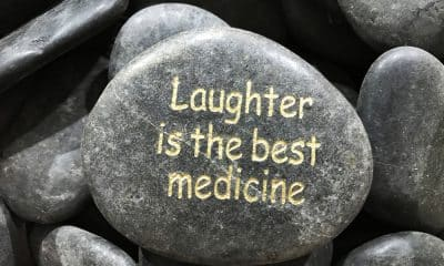 7 Reasons Why Laughter Really Is The Best Medicine