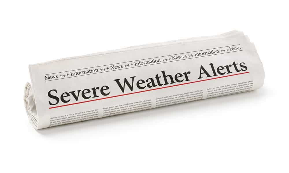 Weather Forecast Services Alerts