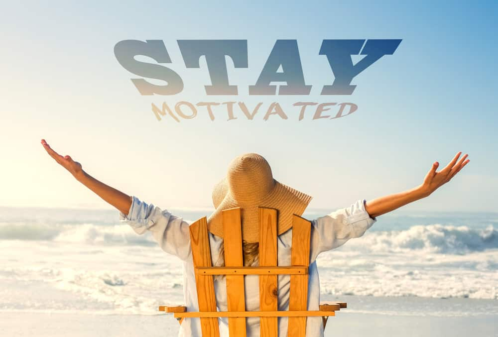 Five Ways to Stay Motivated to Achieve Your Goals