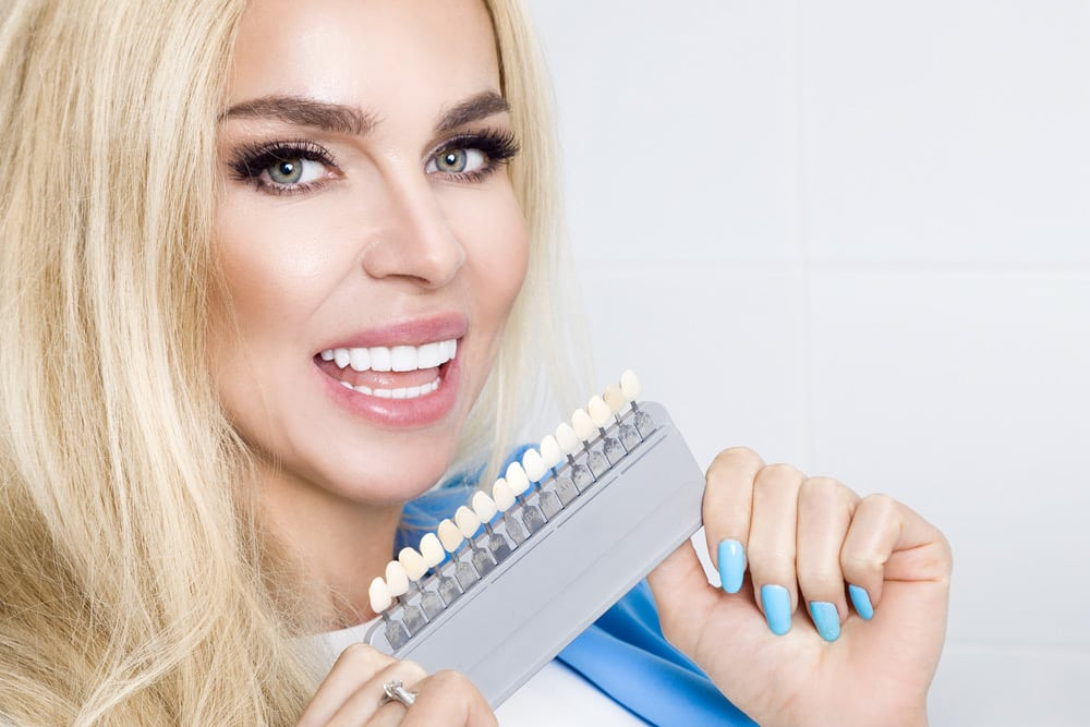 Most often than not, getting veneers isn't just about getting veneers