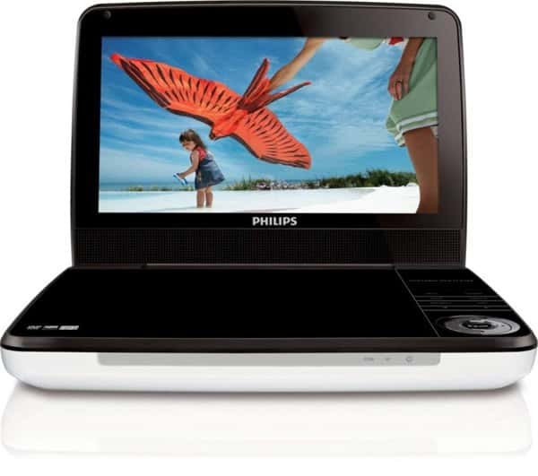 Philips PD9000 37 Portable Player