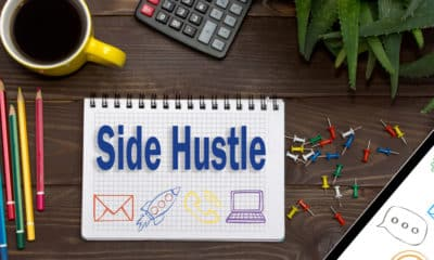 Side Hustle Secrets - The Step By Step Blueprint To Starting A Profitable Side Hustle
