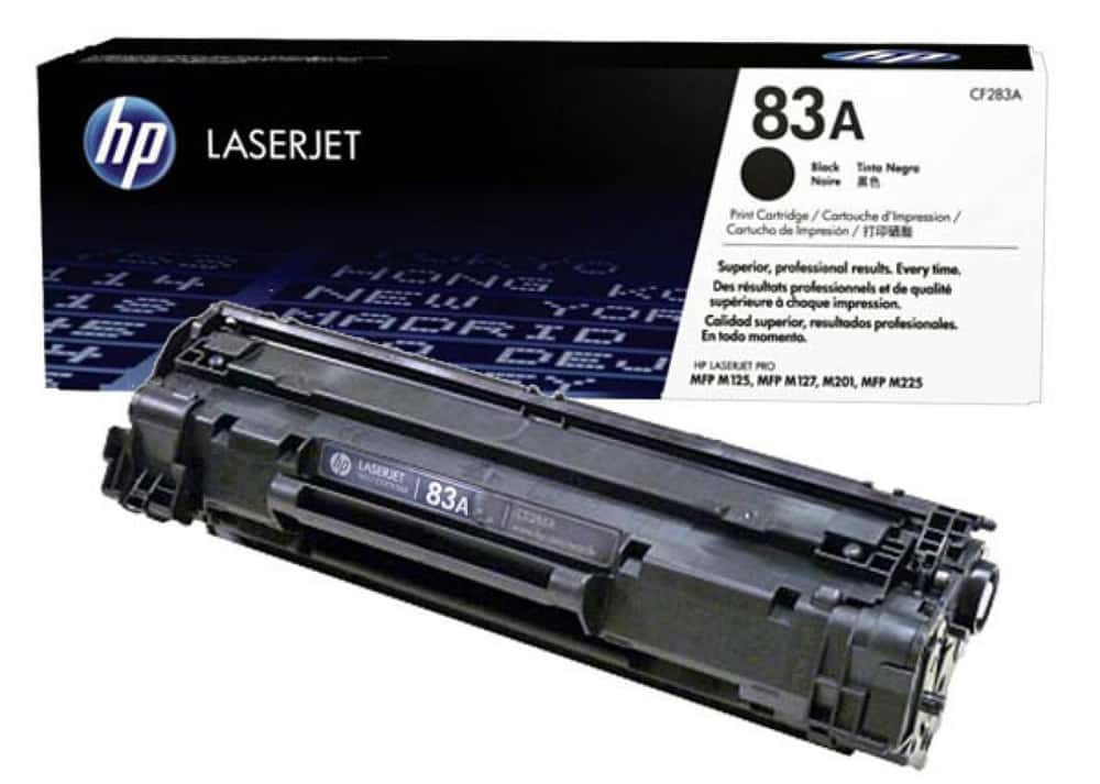 Toner Cartridge Model