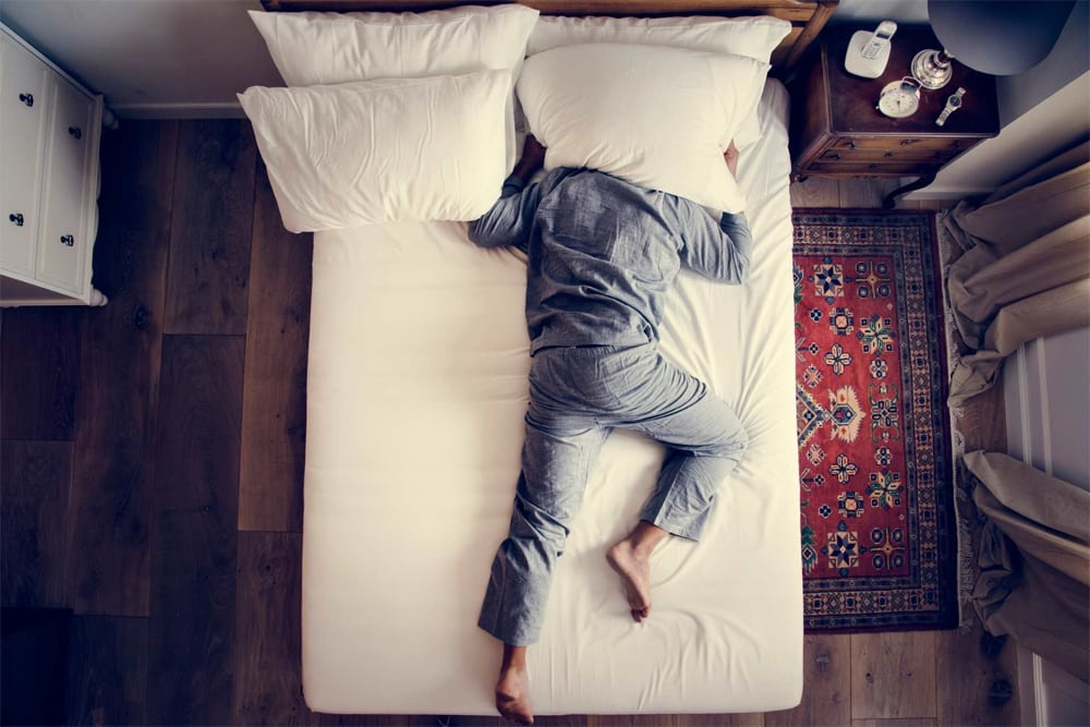 The inability to sleep affects everything from your mood