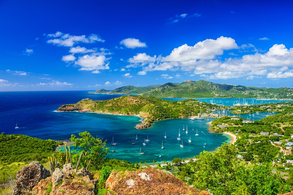 Antigua and Barbuda operate a comparable investment for citizenship program. A minimum property investment of $400,000 (£300k) is required to be eligible for full citizenship and that all-important passport.