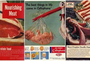 Bizarre and Food Ads