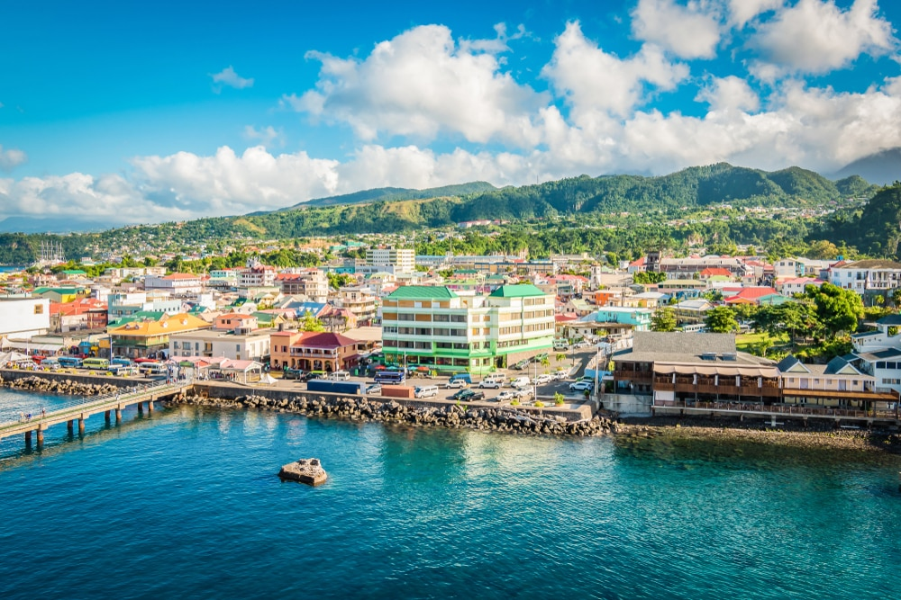 Imagining of a joyous retired life in the Caribbean? Dominica is calling your name