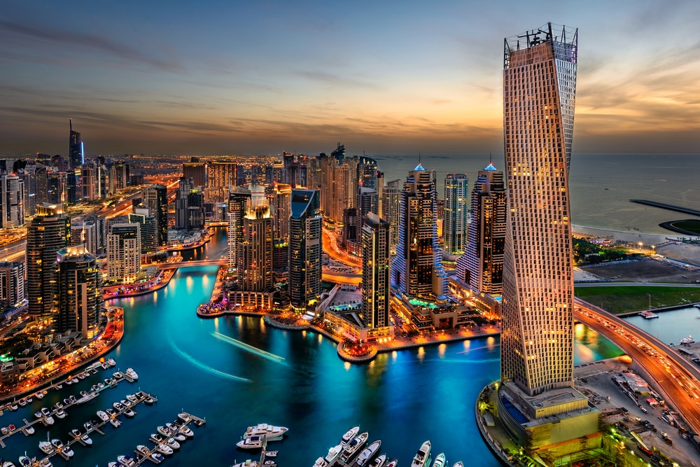 The emirate deals golden visas to international nationals who invest a minimum $272,000 (£204k) in property, or just $20,000 (£15k) in a business.