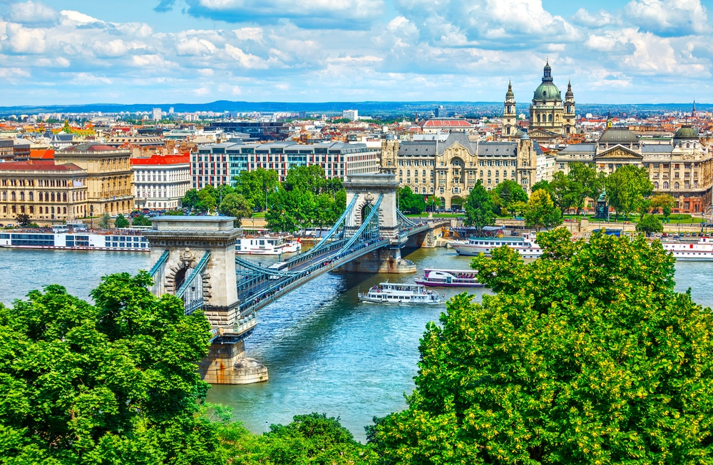 The Government of Hungary grants non-EU citizens residency if they invest $356,000 (₤ 268k) or much more on a residential property in the country.