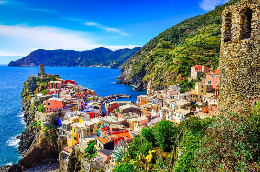 Italy's investment for residency program doesn't usually include property purchases
