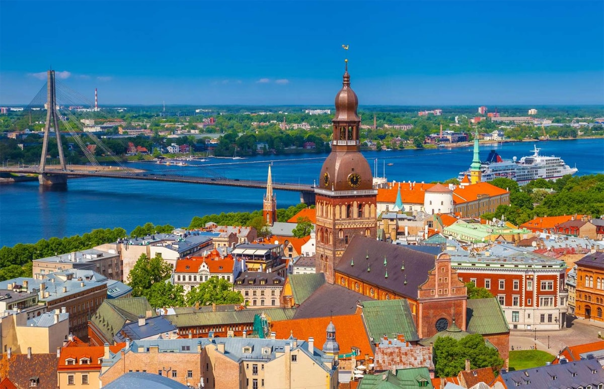 Non-EU nationals who are tempted by Latvia have to buy a residential or commercial property worth $327,000 (₤ 246k) or more to quality for the country's golden visa program.