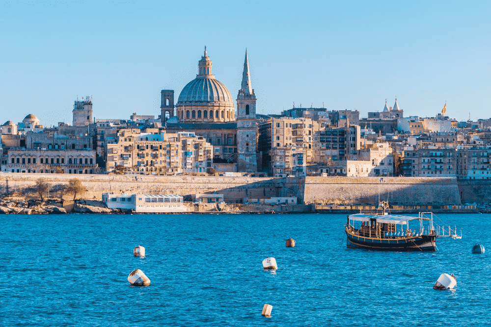 The Government of Malta rewards foreign nationals who invest $1.1 million (£828k) or more in property in the country with permanent residency and an EU passport. Processing times are speedy, with successful applicants receiving their passports within 12 months on average.