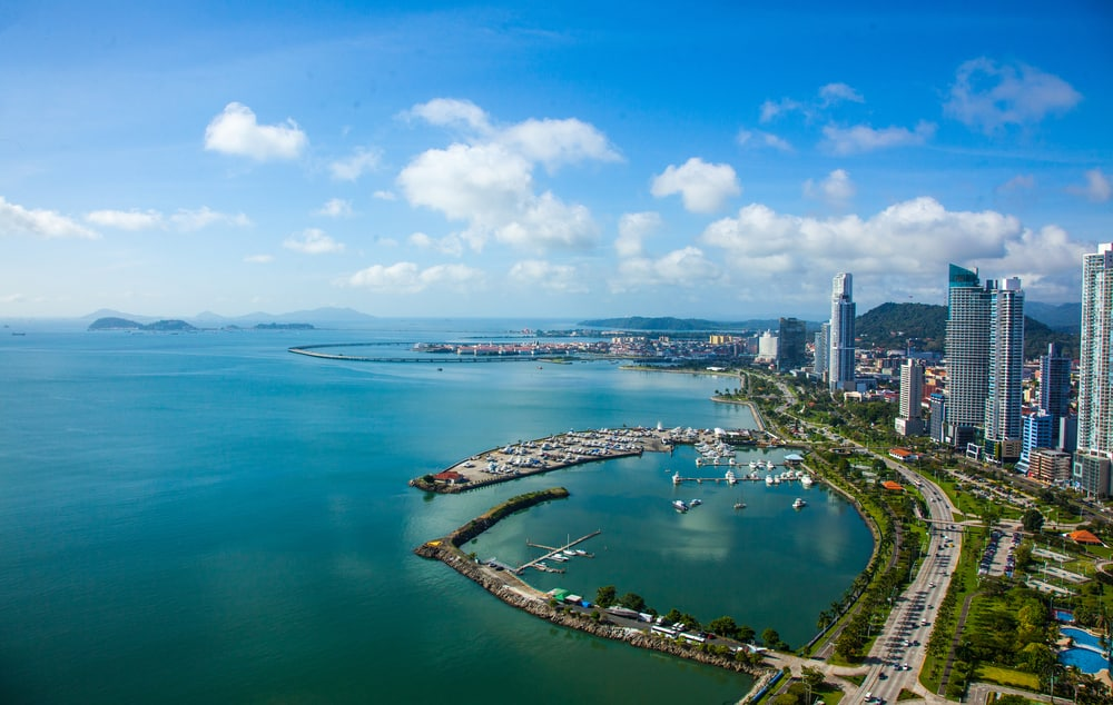 Panama is a popular retirement choice for North Americans and the country isn't too restrictive when it comes to granting residency permits. A property investment of $200,000 (£150k) or more is all that is required to get you in.