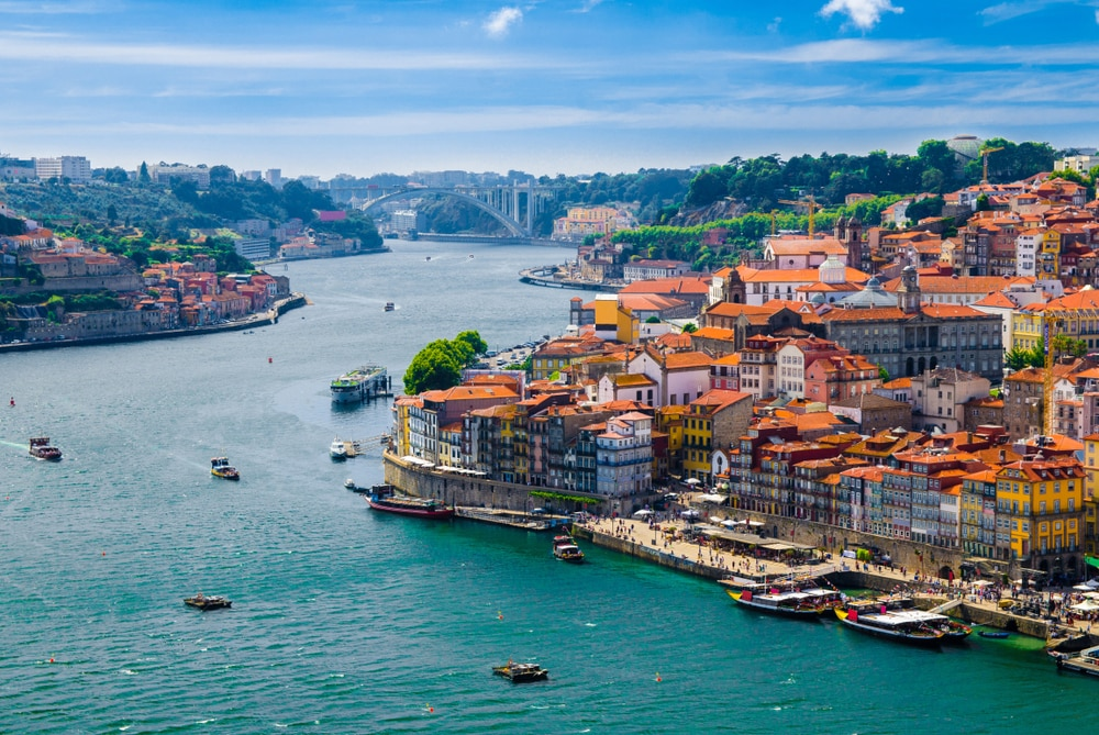 Spain's neighbor has a near-identical investment for residency program for non-EU nationals. Investing $595,000 (£448k) or extra on a property in Portugal will qualify you to residency and full citizenship if you live in the country for six years or longer.