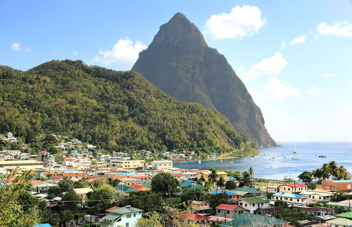 To get approved for Saint Lucia's financial investment for citizenship program, a minimal residential property financial investment