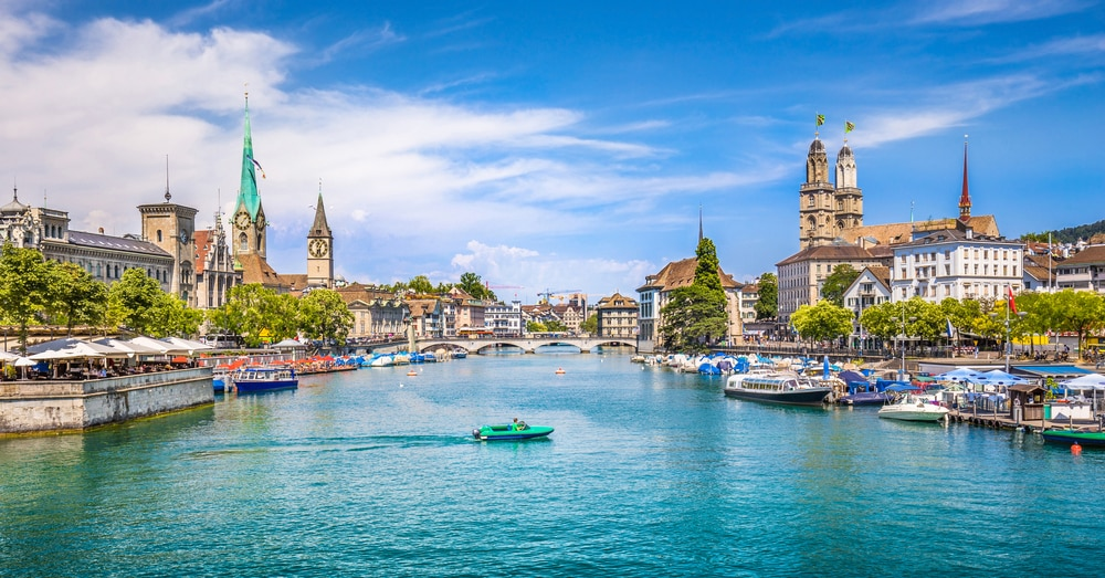 A magnet for billionaires, Switzerland offers residency permits to foreign nationals who invest $1 million (£753k) in property or a business in the country
