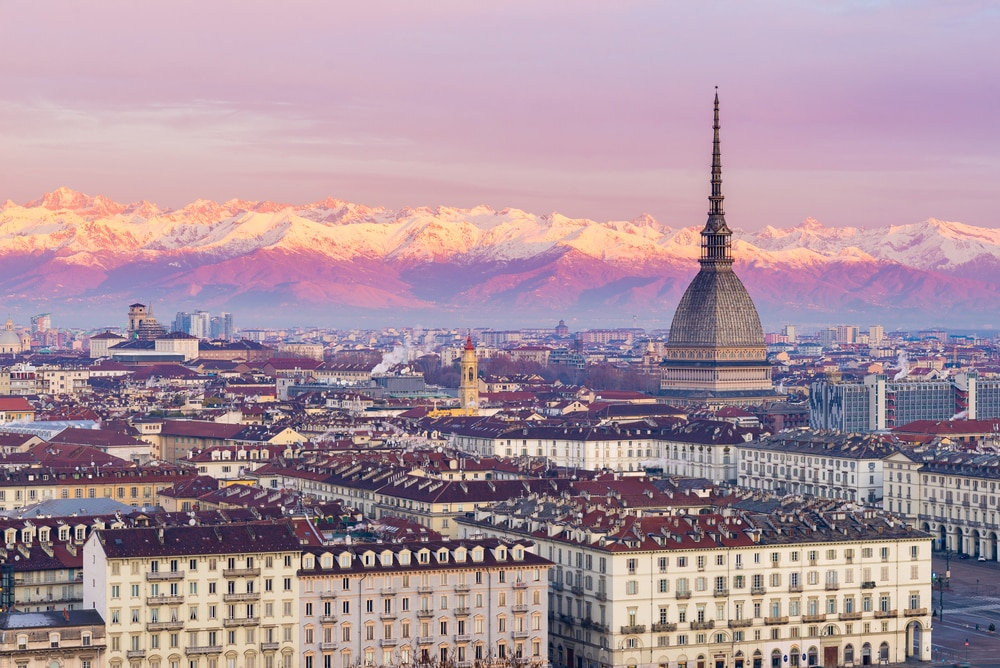 Turin is The One of Beautiful Places in Italy To Live
