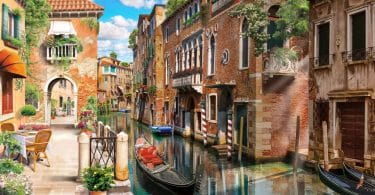 Venice Beautiful Places in Italy To Live