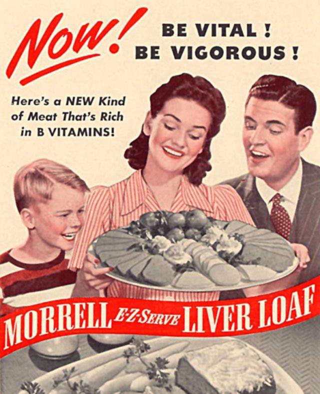 bizarre vintage food ads 14