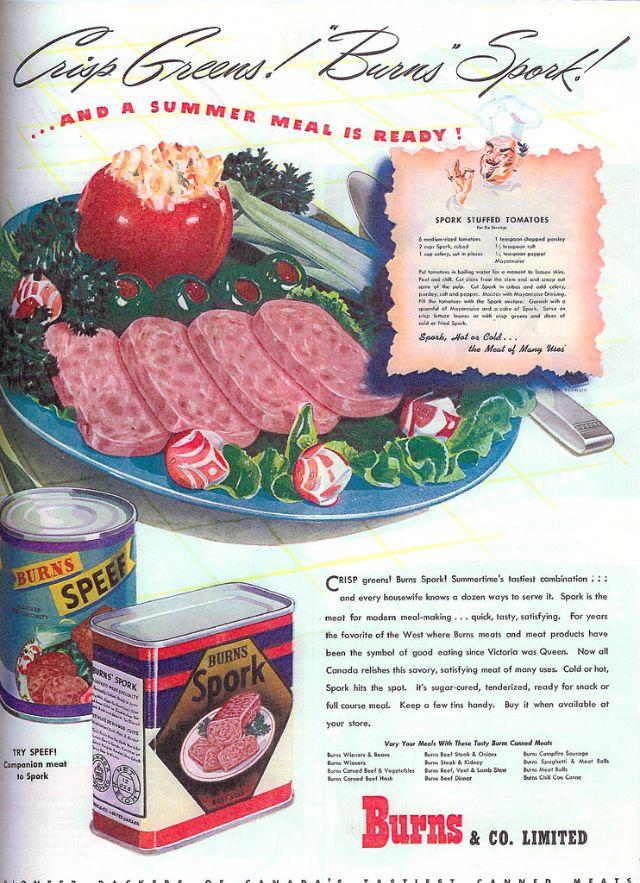 bizarre vintage food ads 15