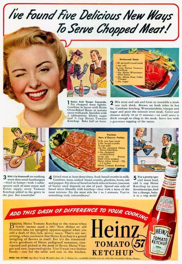 bizarre vintage food ads 2