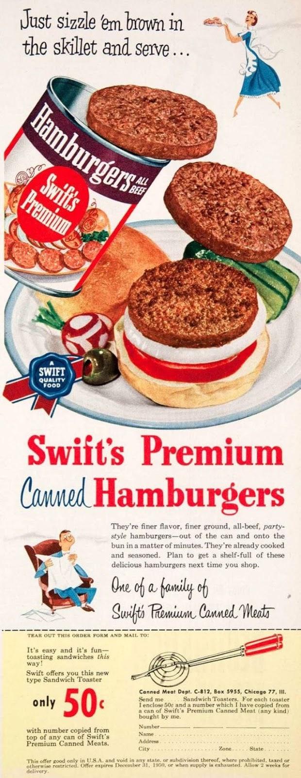 bizarre vintage food ads 29