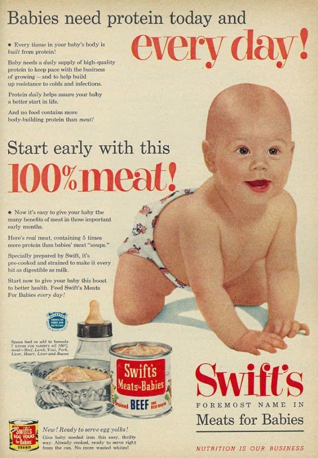 bizarre vintage food ads 31