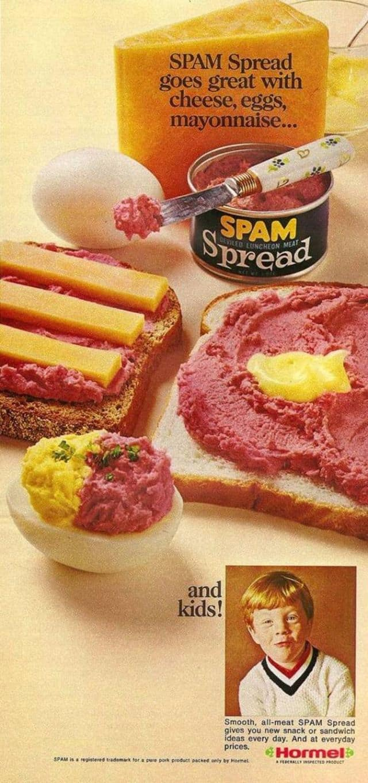 bizarre vintage food ads 9