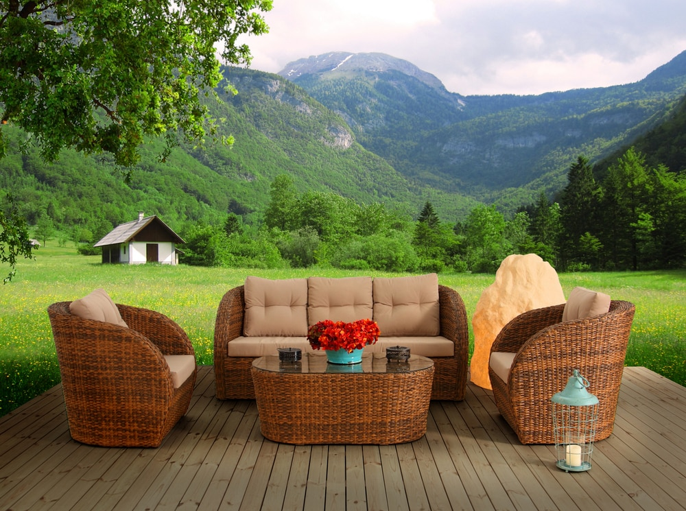 outdoor furniture, People love outdoor furniture