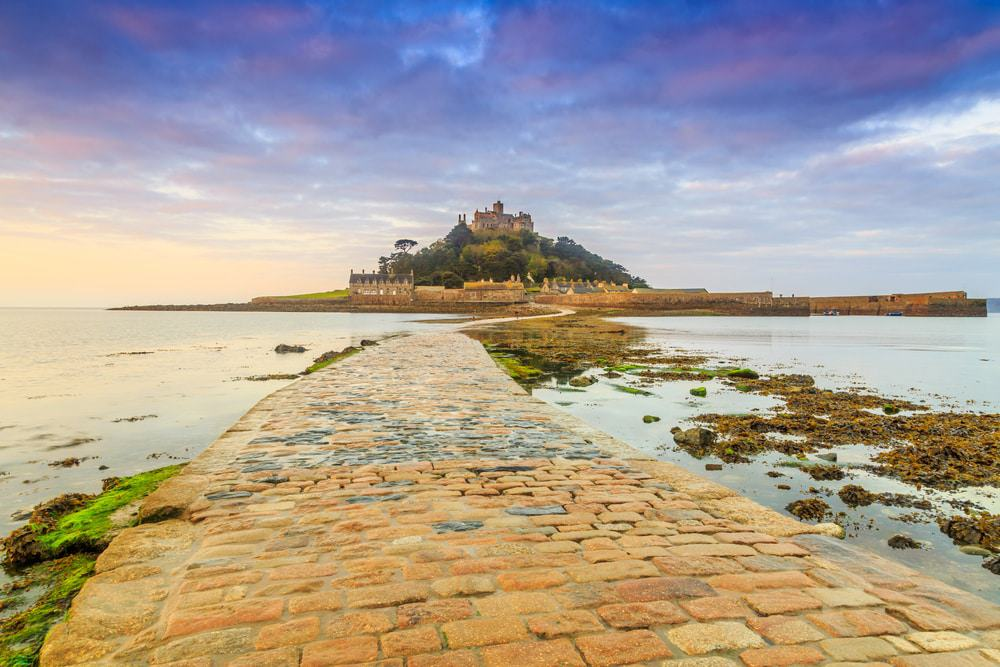 St. Michael's Mount, Cornwall, England