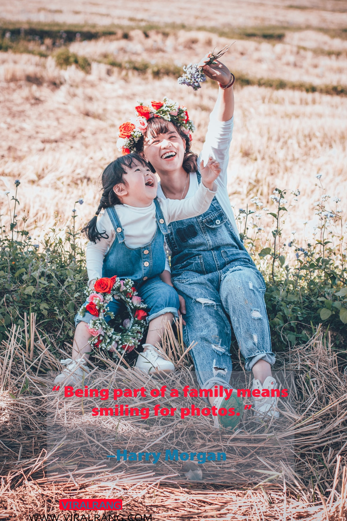 Being part of a family - Family Quotes