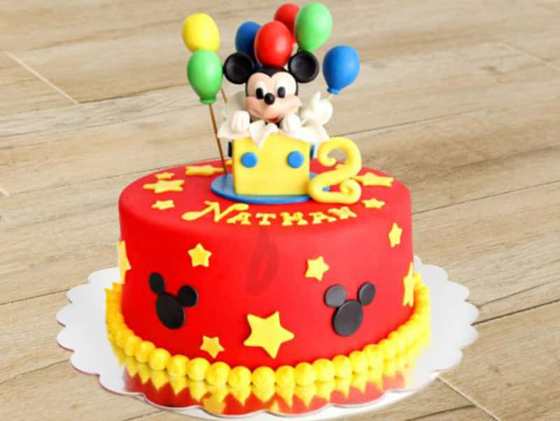 Lets bring Mickey mouse in the party