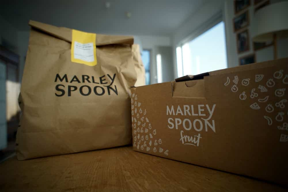 Marley Spoon Service Review