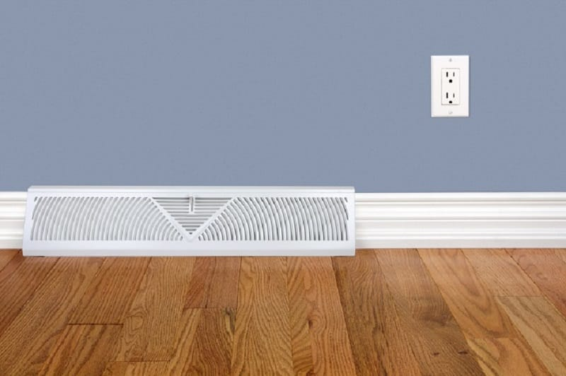 Ducted Heating And Cooling System