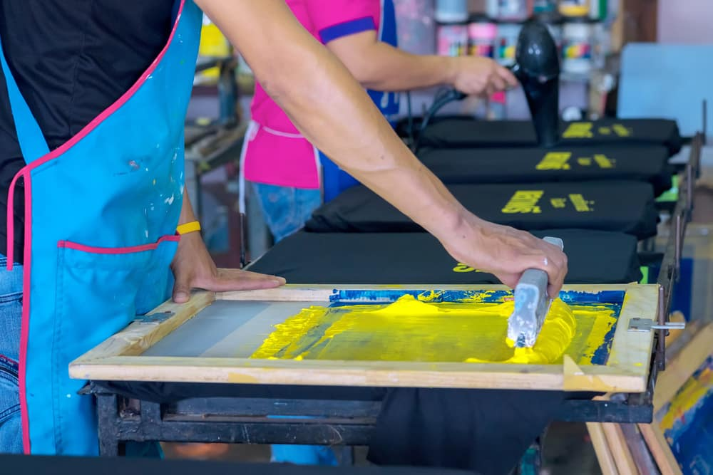 Screen Printing Hacks