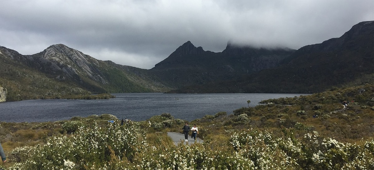 The Dove Lake Circuit Walk