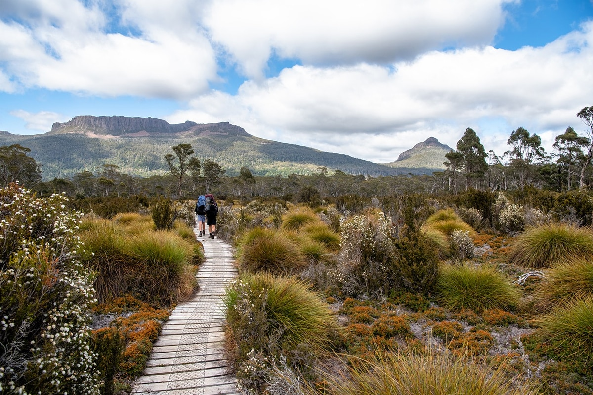 Hiking Camping Trails – The Overland Track