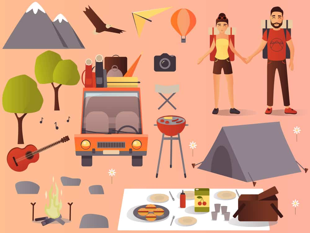 Best Foods to Eat During a Hiking Trip