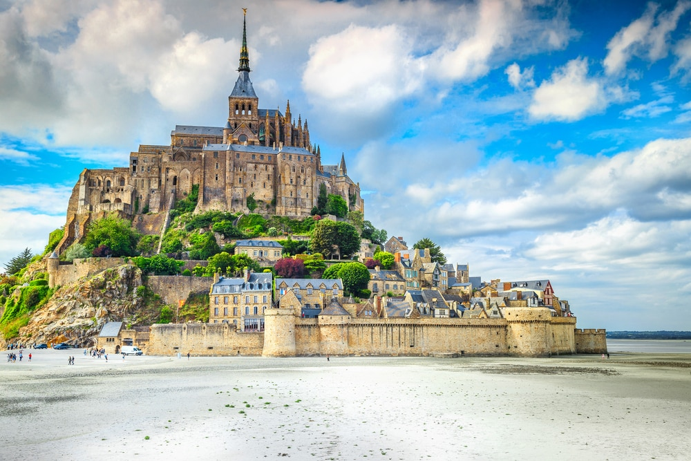 Venture to Mont Saint Michel