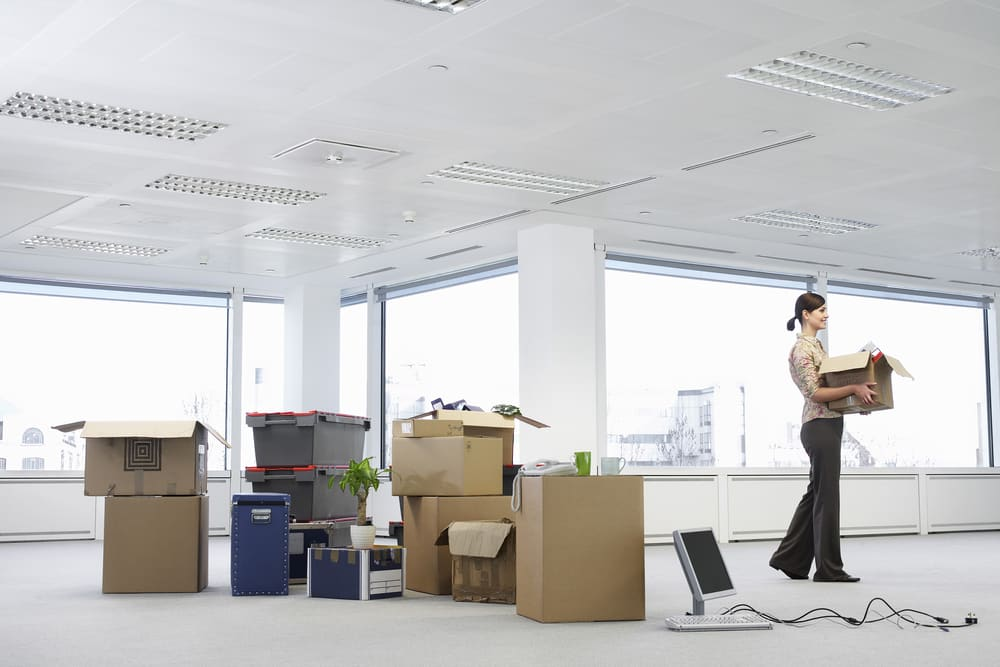 Tips for Moving Your Small Business To A New Location Without Losing Productivity