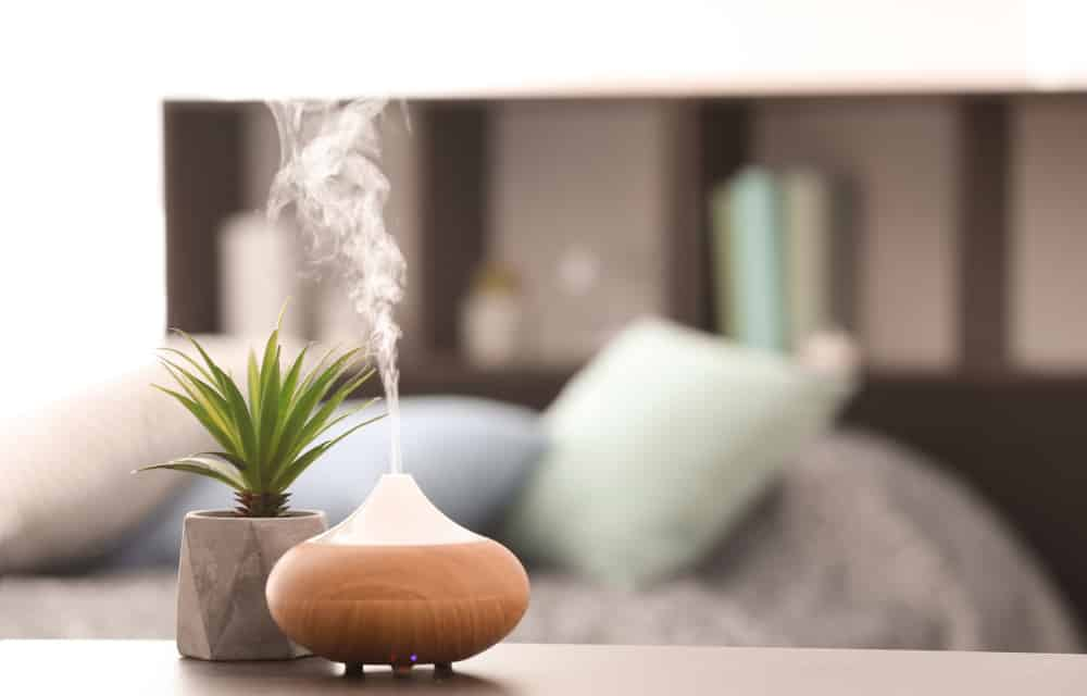 Nebulizer Diffuser for Aromatherapy
