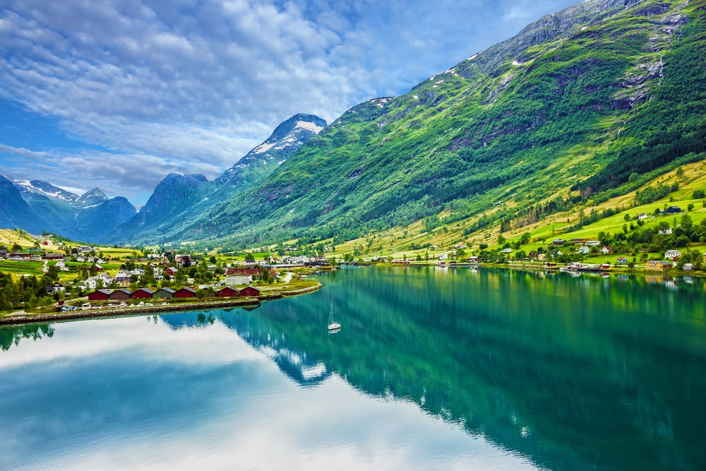 Check Out the Norwegian Fjords