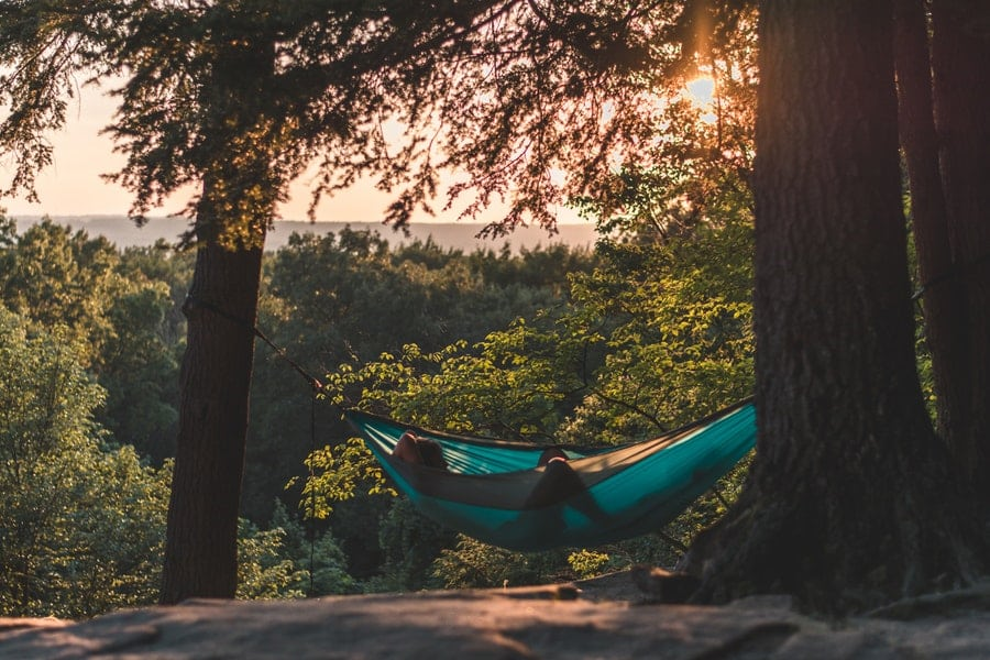 you need to stay comfortable yet connected with nature at all times