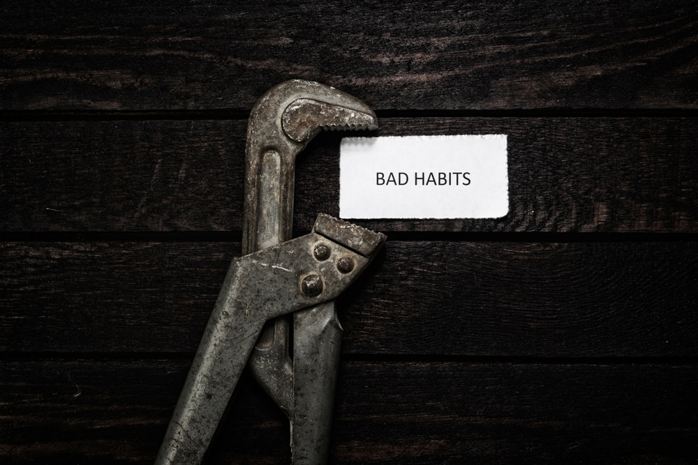 Bad Habits - The ULTIMATE List of Bad Habits