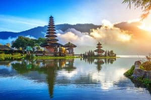 Indonesia is known for having such beautiful landscapes and nature. Many people aspire to take their vacation to Bali, Indonesia, as it has been popularized as more and more tourists