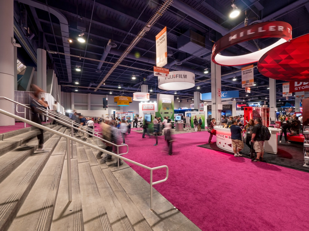 A Guide to Las Vegas Trade Show Exhibits